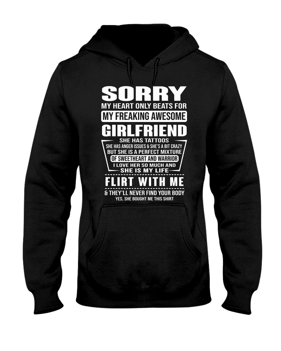 GIRLFRIEND - TT Hooded Sweatshirt