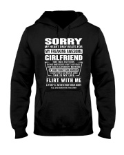 GIRLFRIEND - TT Hooded Sweatshirt front