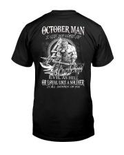 BOOM -  MAN 10 Classic T-Shirt back