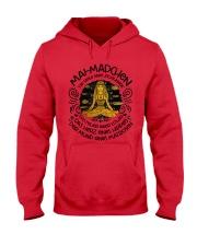 5-MANCHEN Hooded Sweatshirt front