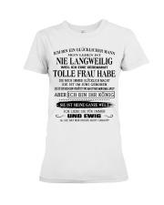 tolle Frau 06 Premium Fit Ladies Tee thumbnail