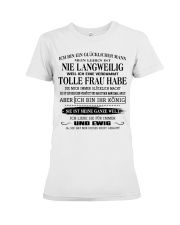 tolle Frau Premium Fit Ladies Tee thumbnail