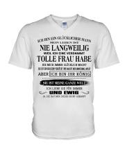 tolle Frau V-Neck T-Shirt thumbnail