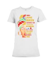 QUEEN-JUNE Premium Fit Ladies Tee thumbnail