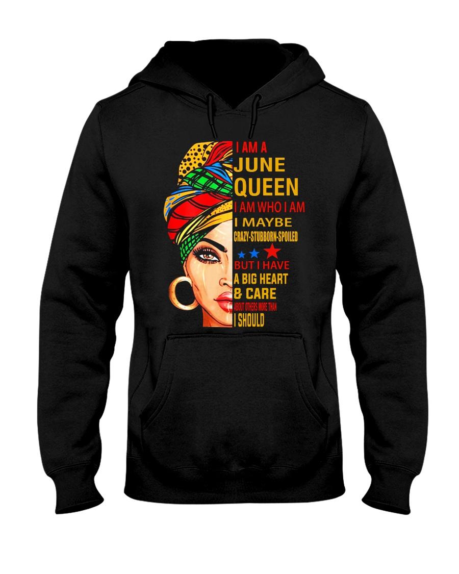 QUEEN-JUNE Hooded Sweatshirt