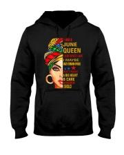 QUEEN-JUNE Hooded Sweatshirt front