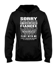 FIANCEE - TT Hooded Sweatshirt front