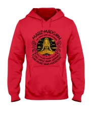 3-MANCHEN Hooded Sweatshirt front