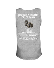 Limited version - old man 10 Unisex Tank thumbnail