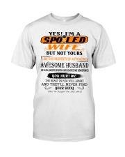 AWESOME HUSBAND Classic T-Shirt thumbnail
