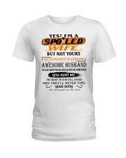 AWESOME HUSBAND Ladies T-Shirt thumbnail