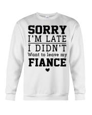 FIANCE-FIANCEE Crewneck Sweatshirt thumbnail