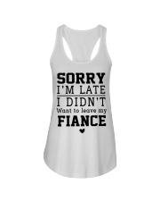 FIANCE-FIANCEE Ladies Flowy Tank thumbnail
