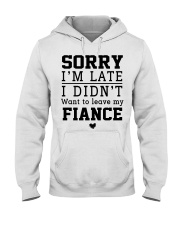 FIANCE-FIANCEE Hooded Sweatshirt tile