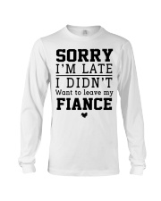 FIANCE-FIANCEE Long Sleeve Tee tile