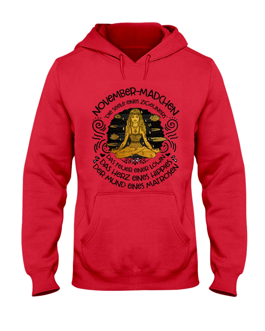 11-MANCHEN Hooded Sweatshirt