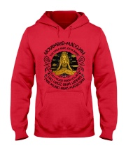 11-MANCHEN Hooded Sweatshirt front