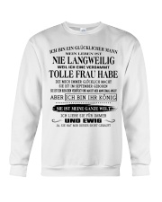 tolle Frau 09 Crewneck Sweatshirt thumbnail