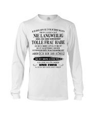 tolle Frau 09 Long Sleeve Tee thumbnail