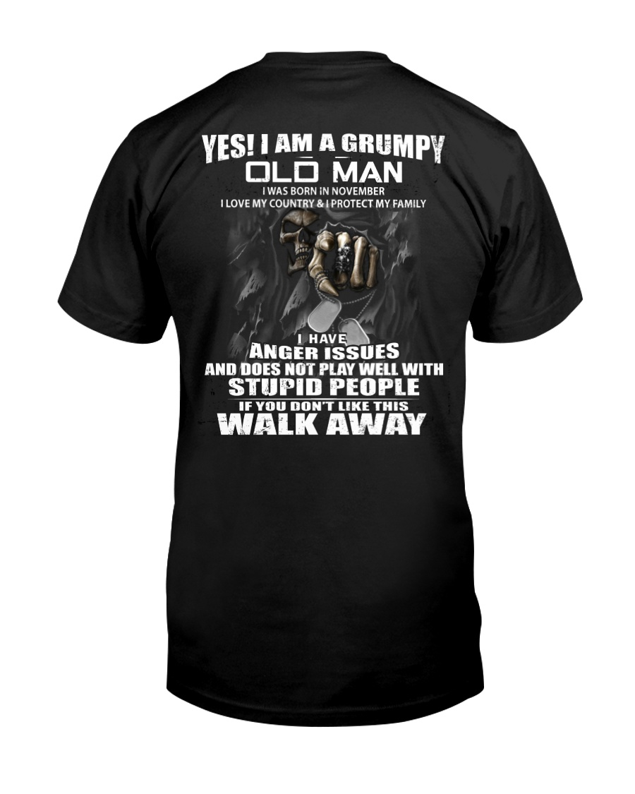 Limited version - old man 11 Classic T-Shirt