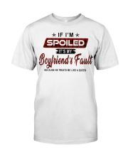 IT'S MY BOYFRIEND'S FAULT-PCC Classic T-Shirt thumbnail