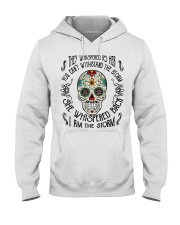 I AM THE STORM Hooded Sweatshirt front
