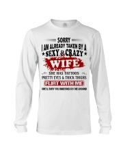 MY HUSBAND - LIMITED EDITON Long Sleeve Tee thumbnail