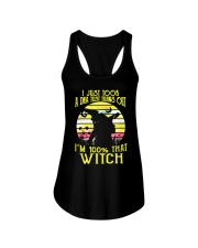 WITCH Ladies Flowy Tank thumbnail