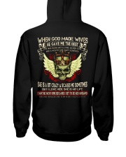 THE BEST WIFE Hooded Sweatshirt thumbnail