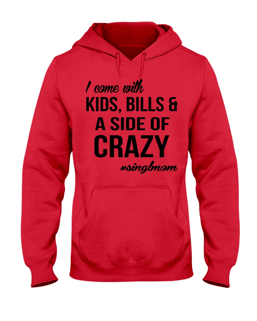 Limited Editon Prints - Single Mom  Hooded Sweatshirt