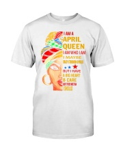 QUEEN-APRIL Classic T-Shirt tile