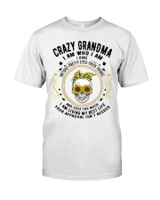 CRAZY GRANDMA - TATTOOS Classic T-Shirt thumbnail