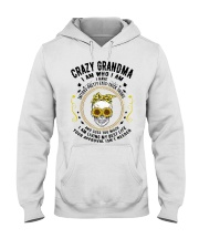 CRAZY GRANDMA - TATTOOS Hooded Sweatshirt thumbnail