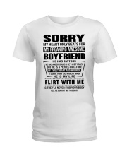 BOYFRIEND - TT Ladies T-Shirt thumbnail