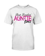 BEST AUNTIE Classic T-Shirt thumbnail