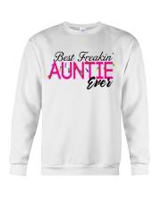 BEST AUNTIE Crewneck Sweatshirt thumbnail