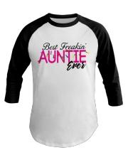 BEST AUNTIE Baseball Tee thumbnail