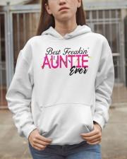 BEST AUNTIE Hooded Sweatshirt apparel-hooded-sweatshirt-lifestyle-07