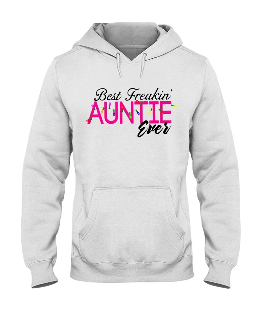 BEST AUNTIE Hooded Sweatshirt