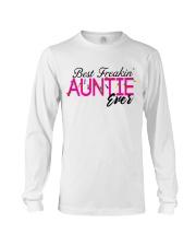 BEST AUNTIE Long Sleeve Tee thumbnail