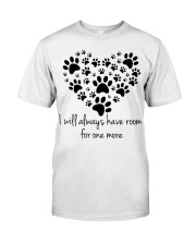 Limited version - love dogs Classic T-Shirt tile
