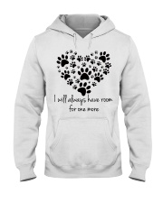 Limited version - love dogs Hooded Sweatshirt tile