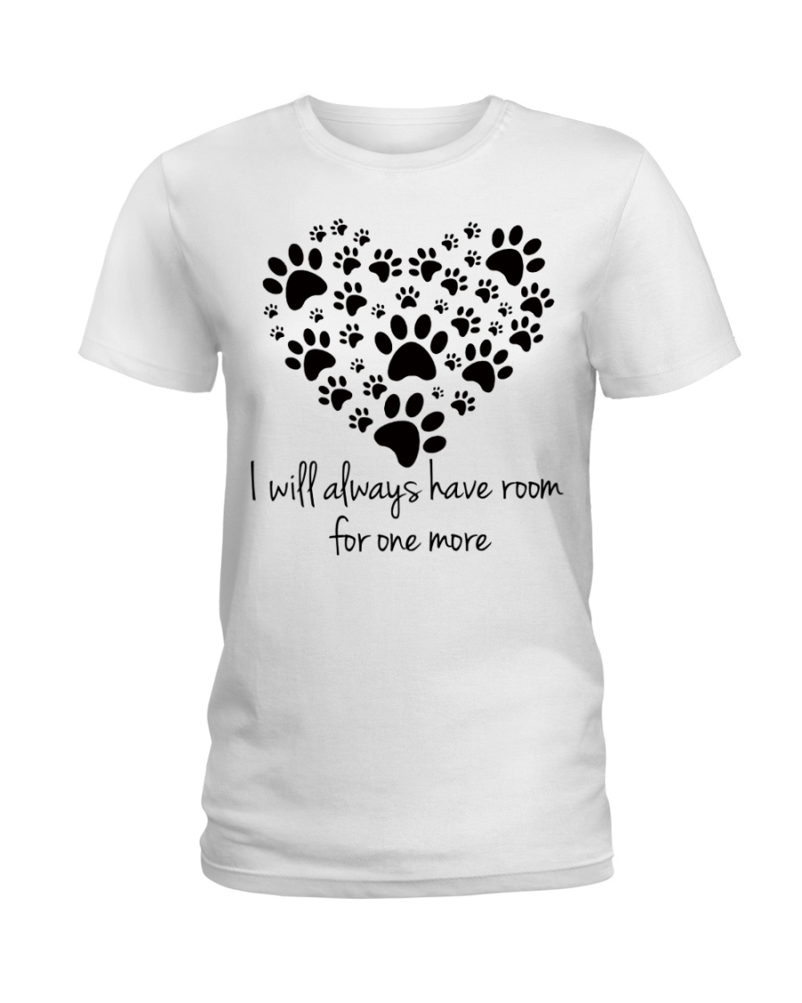 Limited version - love dogs Ladies T-Shirt