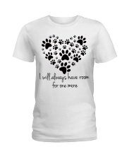 Limited version - love dogs Ladies T-Shirt tile