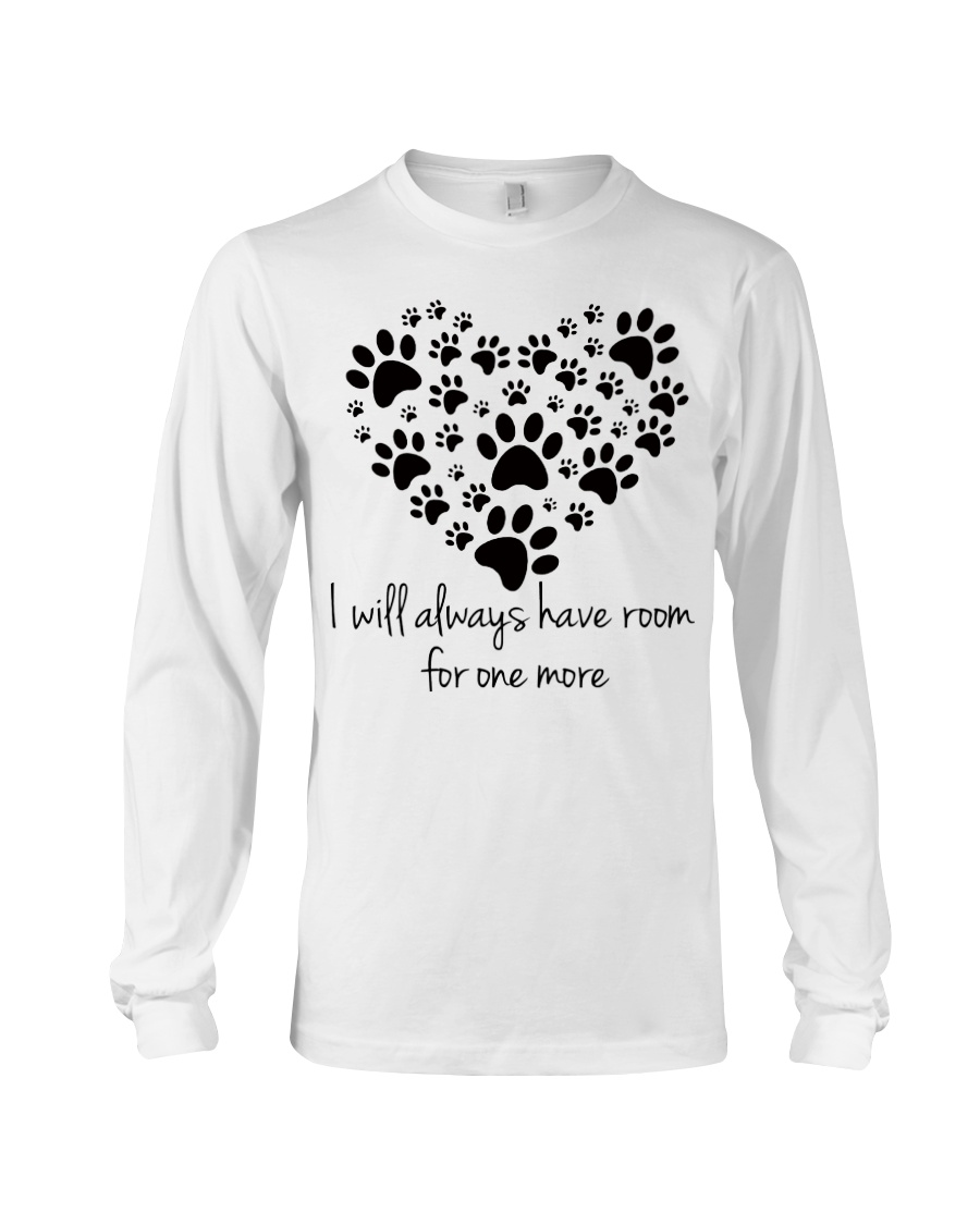 Limited version - love dogs Long Sleeve Tee