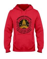 9-MANCHEN Hooded Sweatshirt front