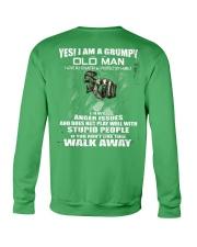 Limited version - old man Crewneck Sweatshirt thumbnail