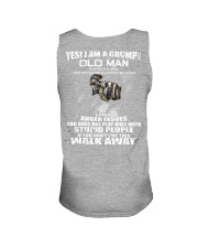 Limited version - old man4 Unisex Tank thumbnail