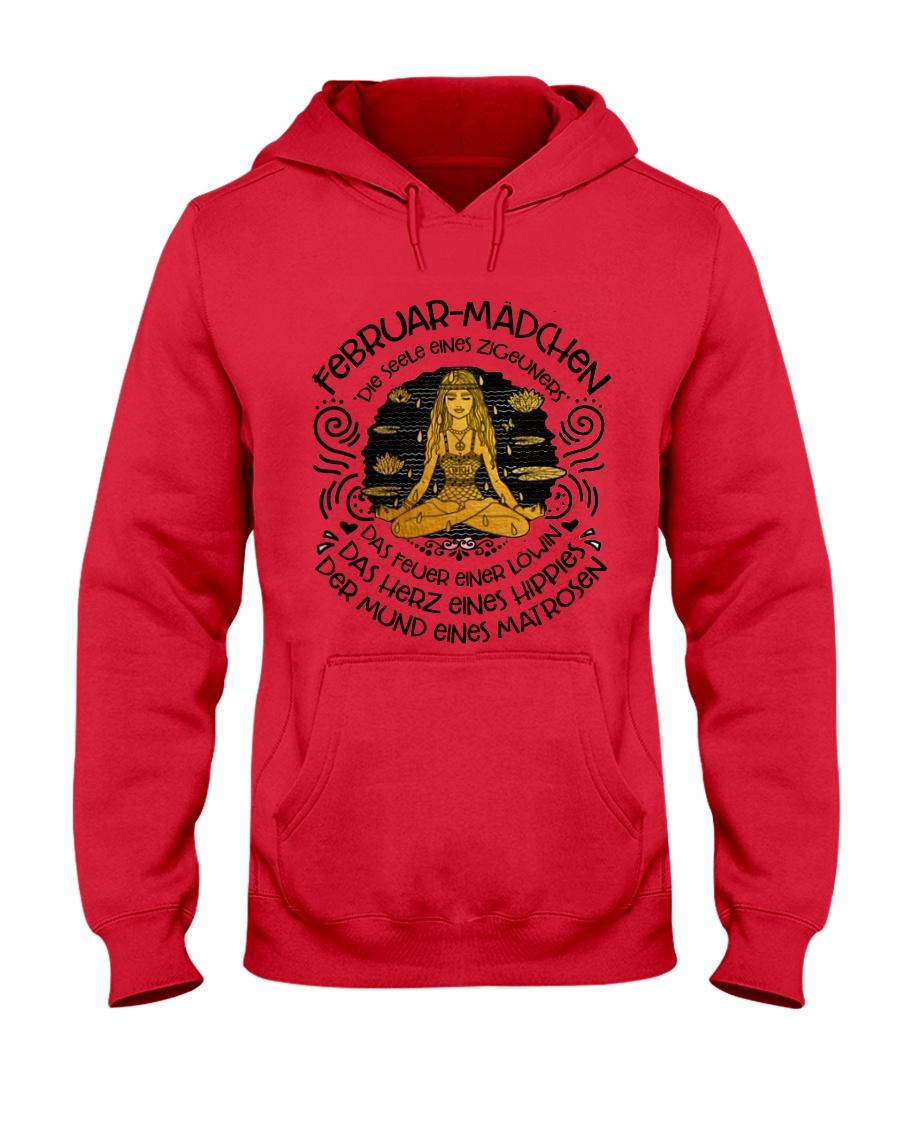2-MANCHEN Hooded Sweatshirt