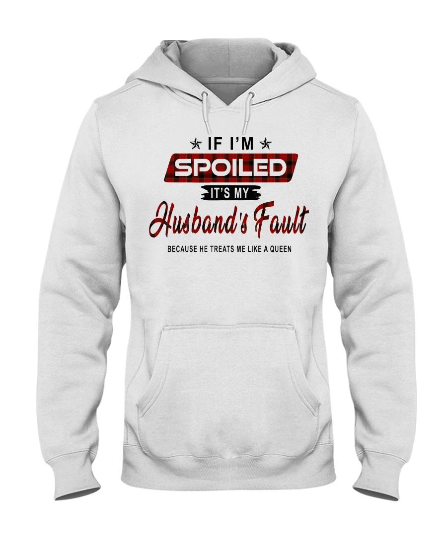 IT'S MY HUSBAND'S FAULT-PCC Hooded Sweatshirt